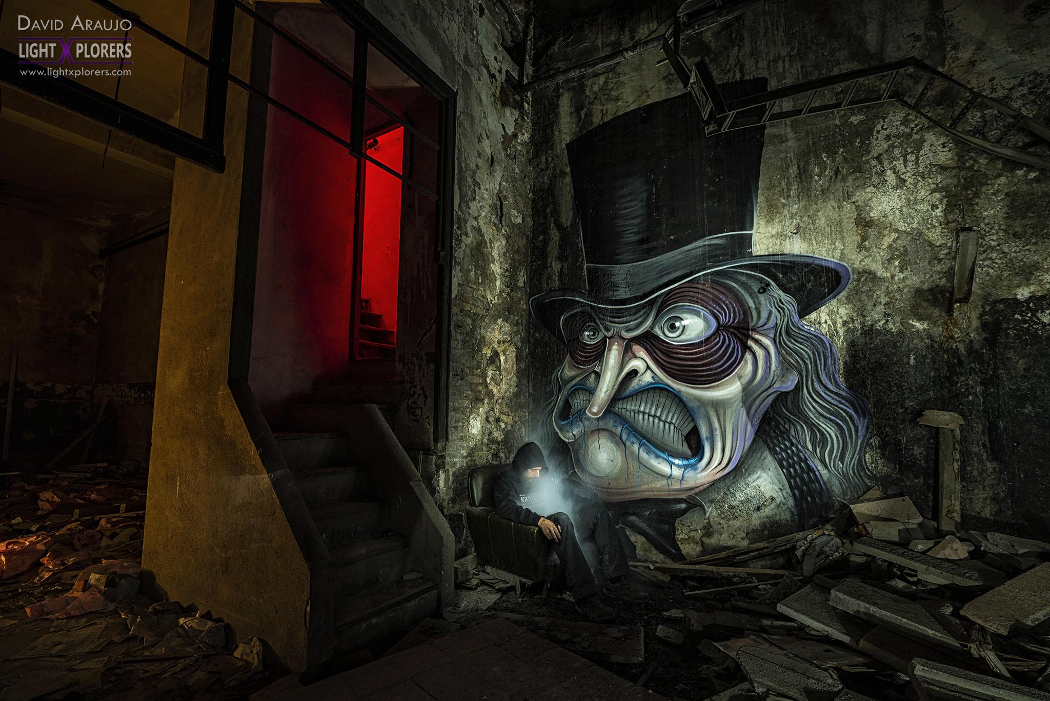 Caracters Graffiti Art
